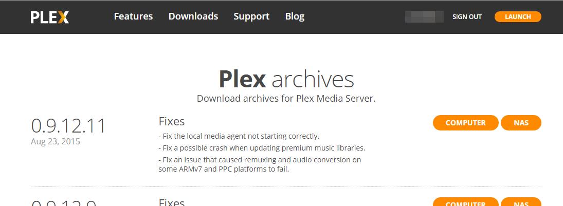 Setting up Plex Media Server on Ubuntu Server